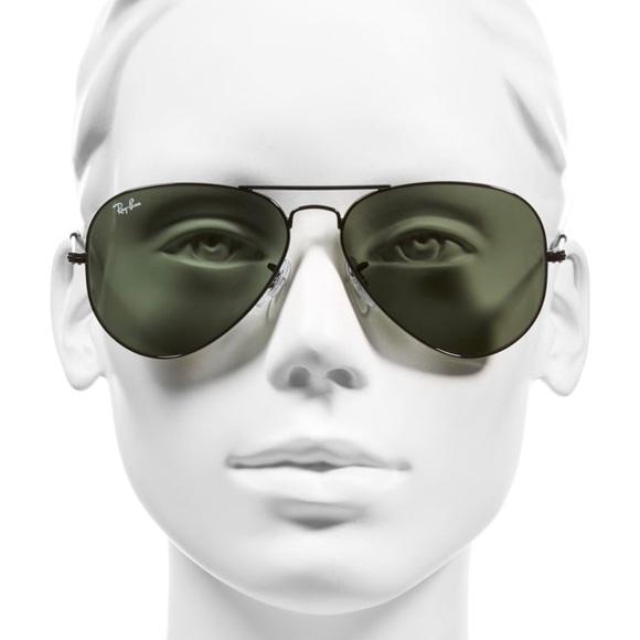 5b04508f9dc Ray-Ban Standard Original 58mm Aviator Sunglasses.  M 5b948d8cf63eea5abe1910d6